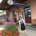 Chexbres駅